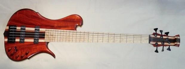 Mana Basso Glade 6-String Bass
