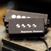 Seymour Duncan Adds Quarter Pound Pickup for 5-String P-Bass to Standard Lineup