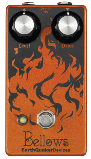 The Earthquaker Devices Bellows Pedal
