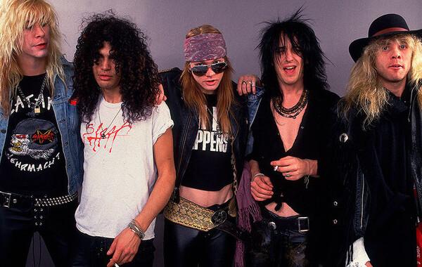 Guns N' Roses Announce Reunion Performance