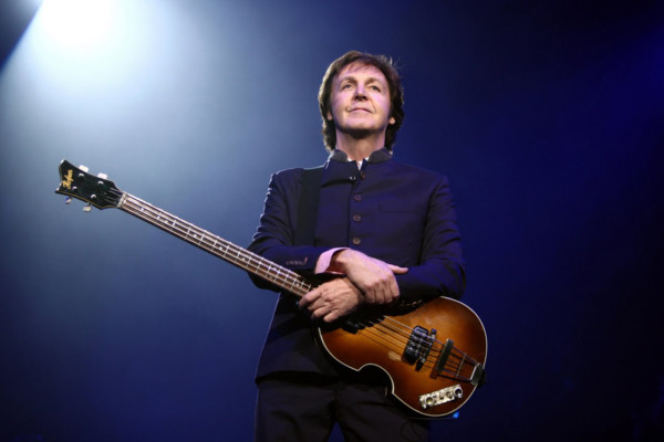 2015 Reader Favorites – #2: Paul McCartney