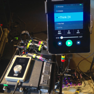 ShowOne App Aims to Simplify Using Backing Tracks On Stage