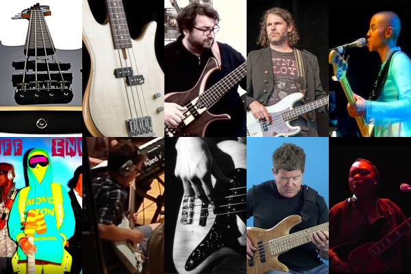 Weekly Top 10: Bass of the Week, Pre-NAMM Gear News, Top Bass Videos, New Lesson and More