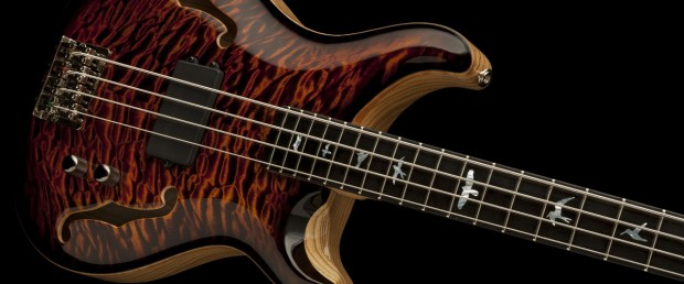 Bass of the Week: PRS Guitars Private Stock Hollowbody Bass