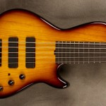 Sadowsky Unveils Single Cut 24 Fret 5-String Bass