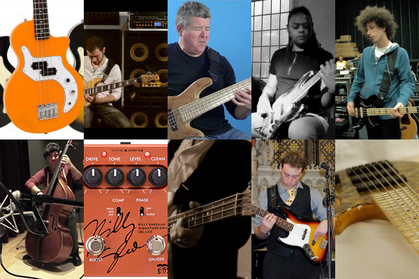 Weekly Top 10: New Bass Gear, Justin Meldal-Johnsen, Learning Difficult Lines, Advanced Bass Lesson, Top Videos and More