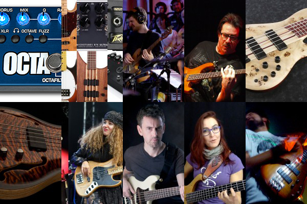 Weekly Top 10: More Gear from NAMM, Jeff Berlin Podcast, Speed Shedding, Rufus Philpot Inteview, Top Videos and More