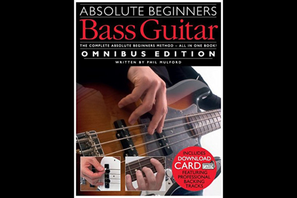 Pro Bassist's Books for Beginners Combined