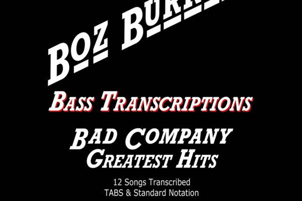 Bad Company Transcriptions Published