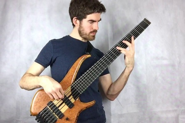Simon Fitzpatrick: Hoedown Bass Playalong