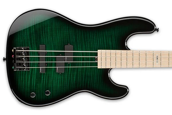 ESP Introduces Marco Mendoza Signature Bass