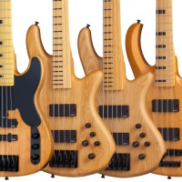 Schecter Adds To Session Series With 8-String, 5-String, Fretless Models