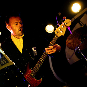 Cutting Through a Big Band: A Discussion for Bass Players