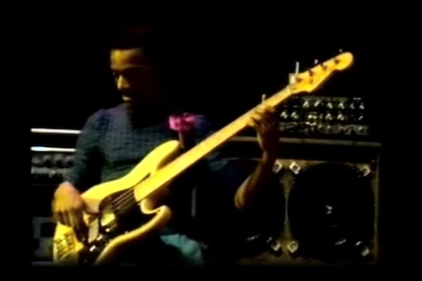 """Miles Davis with Marcus Miller: """"Fat Time"""" Live (1982)"""