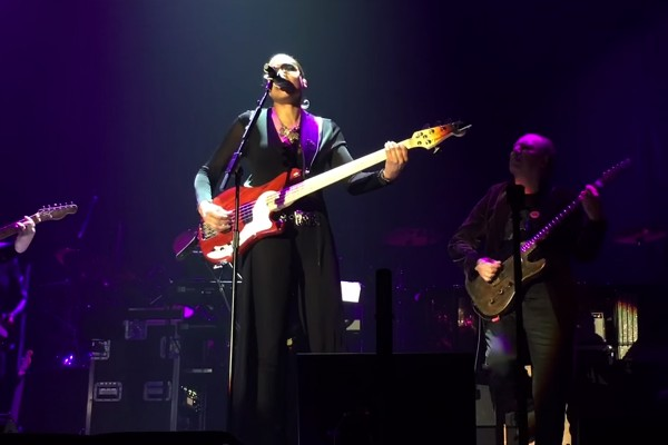 Hans Zimmer with Yolanda Charles: Tribute to Prince