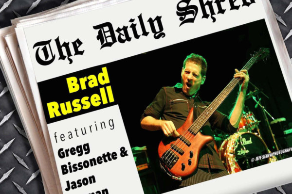 Brad Russell Releases New EP