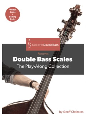 Double Bass Scales: The Play-Along Collection