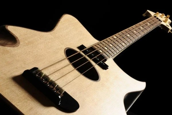 Gillett Guitars Launches Contour Bass Range