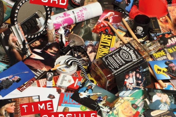"""Lita Ford Plucks Previously Unheard Music From the Past for """"Time Capsule"""""""