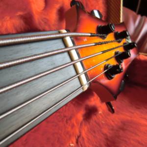 Getting Better Intonation on a Fretless Bass