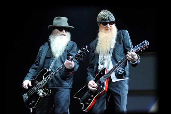 ZZ Top's Dusty Hill Fractures Shoulder, Dates Rescheduled