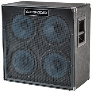 Barefaced Audio Introduces Four10 Bass Cabinet