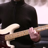 Bass Lick Series: Cool Bluesy Bass Line with Fills in G