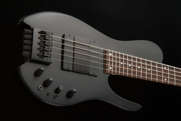 Fodera Unveils Imperial Mini-MG Bass