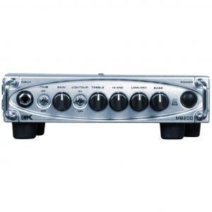 Gallien-Krueger MB200 Bass Head