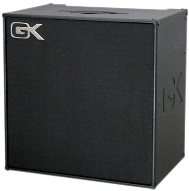 Gallien-Krueger MB410 Bass Combo Amp - angle