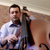 Olivier Babaz: Paranoid Android for Bass and Kalimba