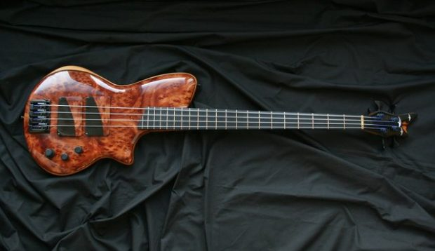 AJR Guitars Singlecut Bass