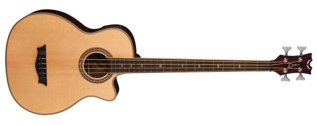 Dean Guitars Exotica Supreme Cutaway A/E Bass