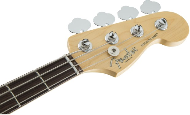 Fender 2016 Limited Edition American Standard PJ Bass Headstock
