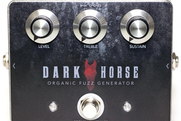 Rock Stock Pedals Introduces the Dark Horse Fuzz