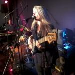 Rebecca Johnson Band: Come On Come Over