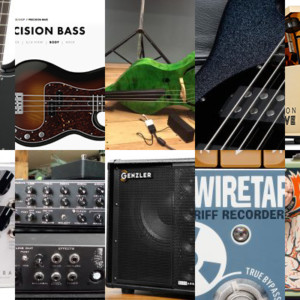 Bass Gear Roundup: The Top Gear Stories in June 2016