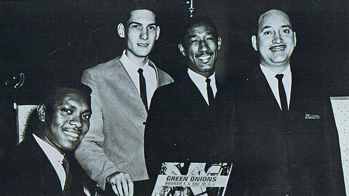 Booker T. & the M.G.'s with Lewie Steinberg