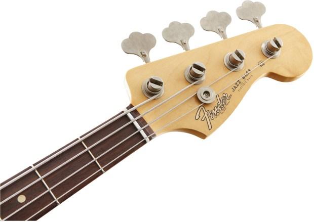 Fender Flea Signature Bass Headstock