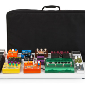 Gator Cases Introduces XL-Sized Aluminum Pedalboard