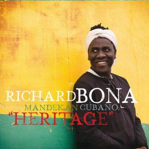 Richard Bona Releases Afro-Cuban Album