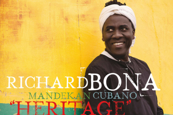 Richard Bona Releases Afro-Cuban Album
