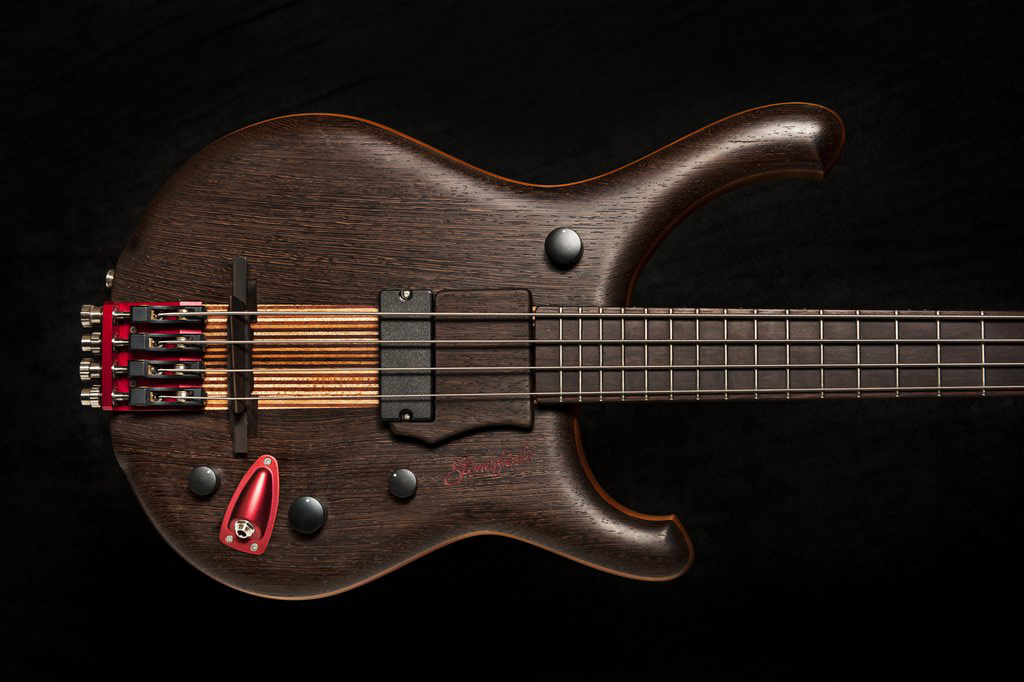 Stonefield Freekbass Signature Body