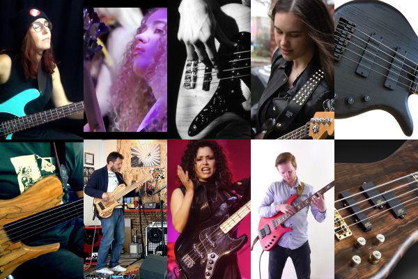 Weekly Top 10: Beautiful Practice, Solving Finger Pain, Rhonda Smith Podcast, New Bass Gear, Videos and More
