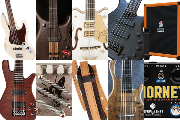 Bass Gear Roundup: The Top Gear Stories in July 2016