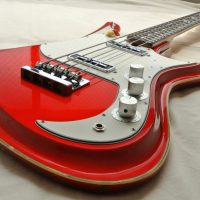Eastwood To Revive Teisco Spectrum 5 Bass