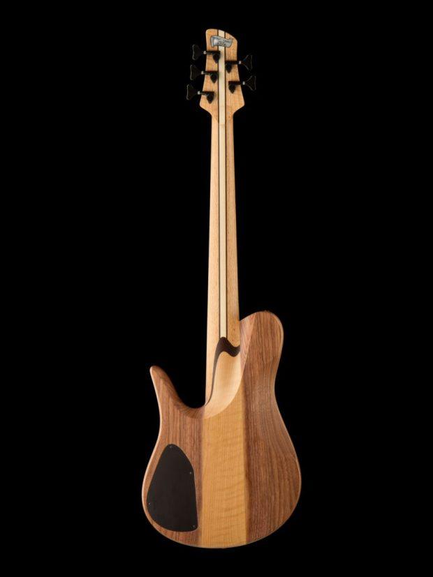 Fodera Masterbuilt Kestrel Bass Back