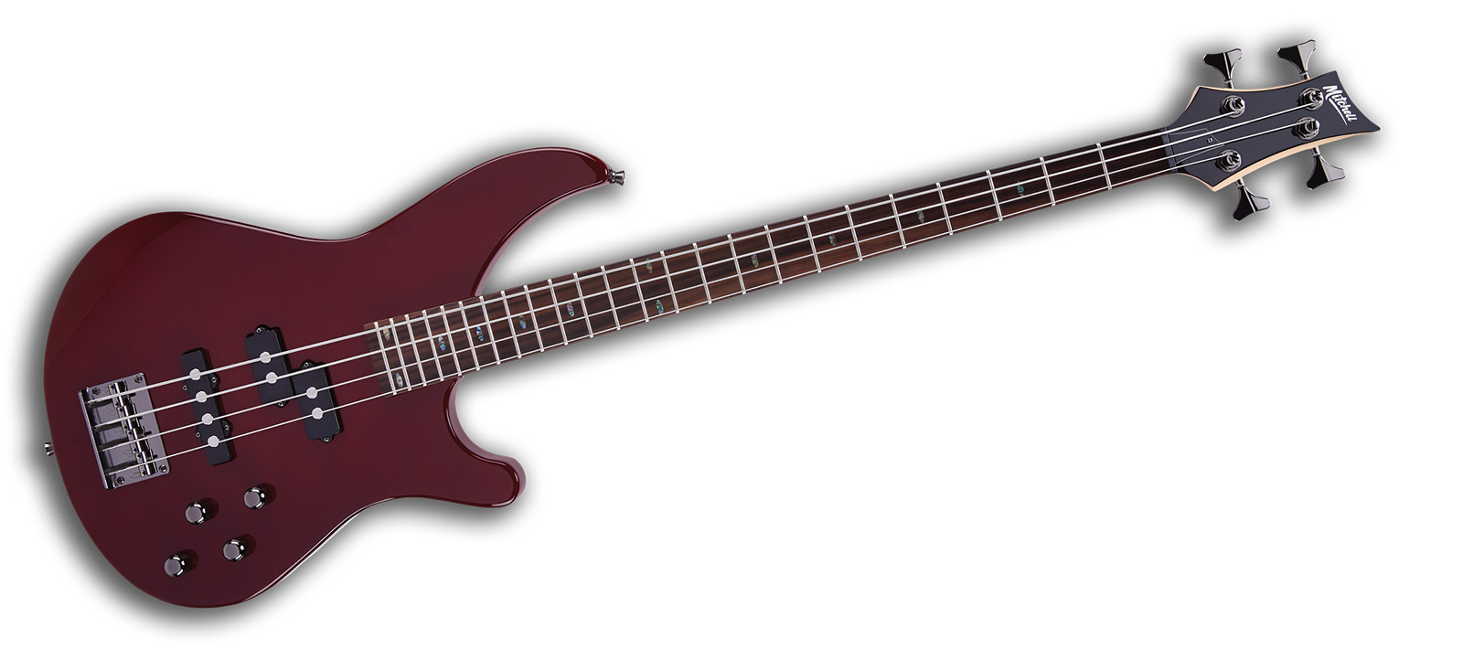 Mitchell Electric Guitars MB200 Series Bass