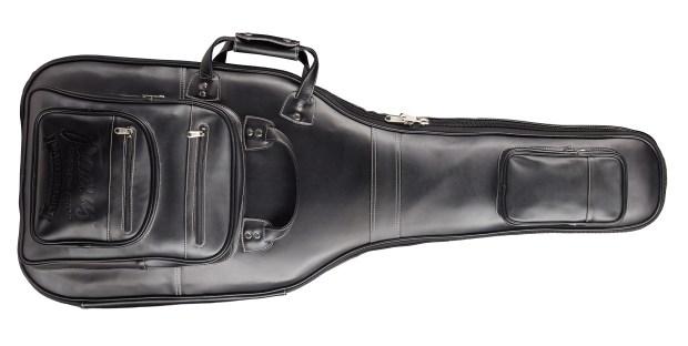 Warwick Rockbag Handmade Leather Gig Bag - Front