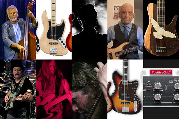 Weekly Top 10: Kenny Rogers on Bass, Fender's New Deluxe Series, How to Transition to the Pro Level, Ibanez Basses Reviewed, Top Bass Videos and More